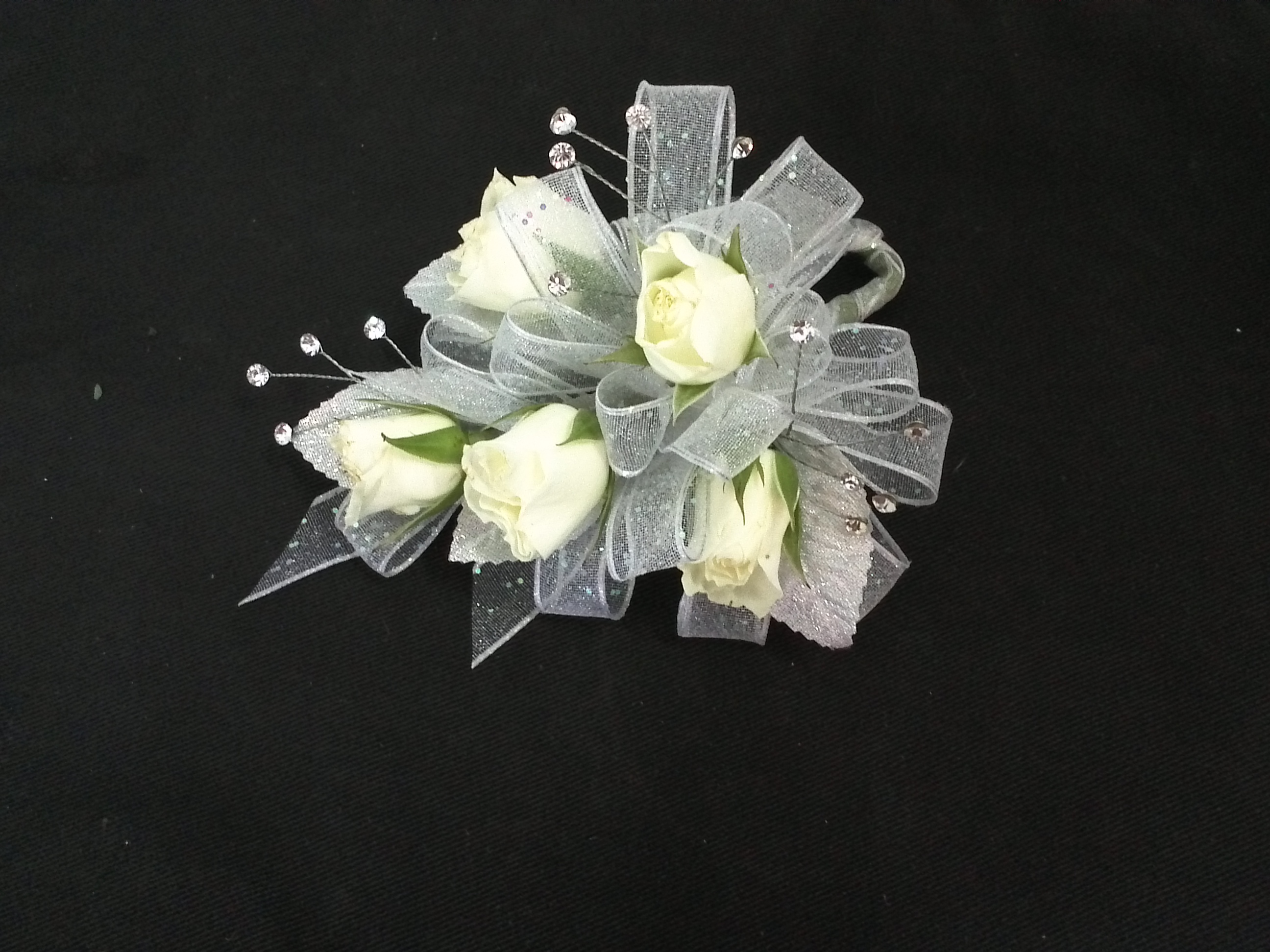corsages and boutonnieres for proms, weddings  special occasions, Beautiful flower