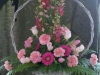 Funeral Flower Basket